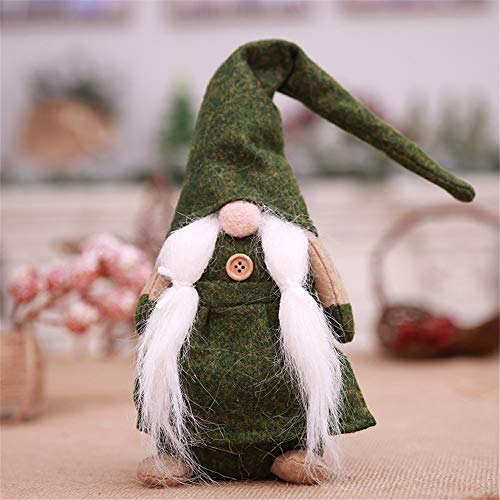 Hot Sale!DEESEE(TM) 17 Inches Handmade Christmas Gnome Swedish Figurines Holiday Decoration Gifts - Lego Hulk Figurine