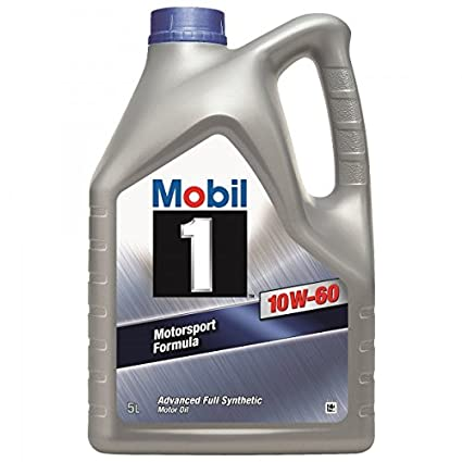 Mobil 1 Extended Life 10W-60 Aceite de motor: Amazon.es ...