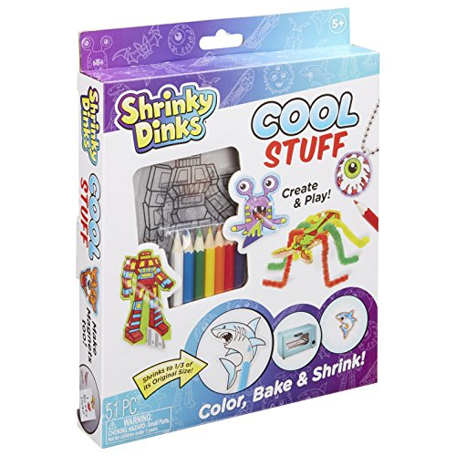 (Shrinky Dinks Cool Stuff Activity Set)