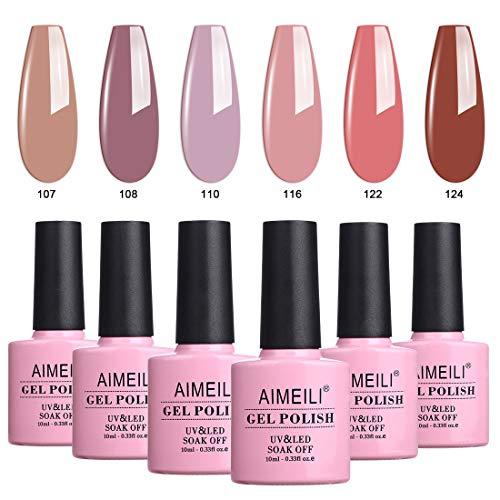 AIMEILI Polish Multicolour Colour Combo product image