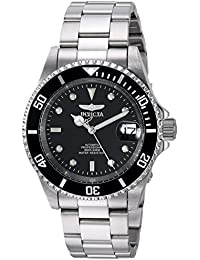 Men's 8926OB Pro Diver Stainless Steel Automatic Watch with Link Bracelet