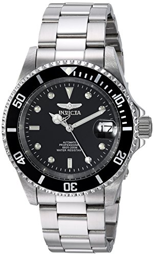 Invicta Men's 8926OB Pro Diver Stainless Steel Automatic Watch with Link Bracelet (Mens Automatic Watch)