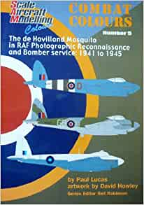 Combat Colours No.5 The de Havilland Mosquito in RAF