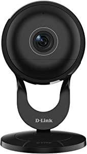 D-Link DCS-2630L Full HD 180-Degree Wi-Fi Camera (Black) (Discontinued by Manufacturer)