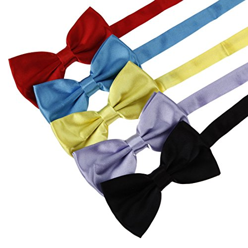 DBF20 Poly Pre-tied Bowtie Present Box Set More Choice Available 5T By Dan Smith