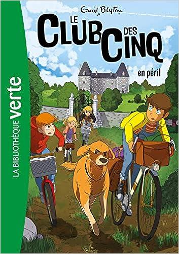 Amazon Fr Le Club Des Cinq 05 Ned Le Club Des Cinq En