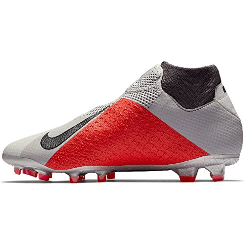 Grey de DF Crimson Pro Nike Vsn Dark Black Multicolor Platinum Zapatillas FG Pure Unisex Lt Adulto 060 Deporte Phantom qYHSHwT