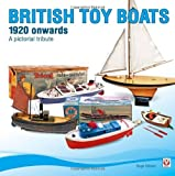 img - for British Toy Boats 1920 onwards: A pictorial tribute by Roger Gillham (Illustrated, 15 Oct 2011) Paperback book / textbook / text book