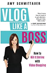 Vlog Like a Boss is the complete guide to video blogging. Amy Schmittauer is the Vlog Boss. As a new media triple threat -- YouTuber, keynote speaker and author -- she coaches people to go after what they want in life and leverage online vide...
