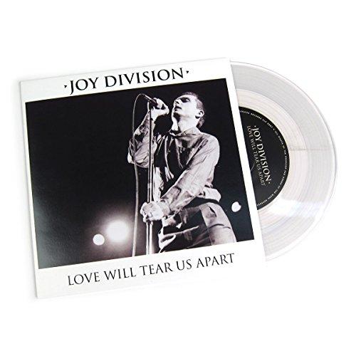 Joy Division: Love Will Tear Us Apart (Colored Vinyl) Vinyl