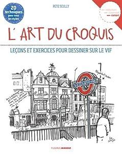 """Afficher """"L'art du croquis"""""""