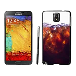 New Personalized Custom Designed For Samsung Galaxy Note 3 N900A N900V N900P N900T Phone Case For Cola with Ice Phone Case Cover