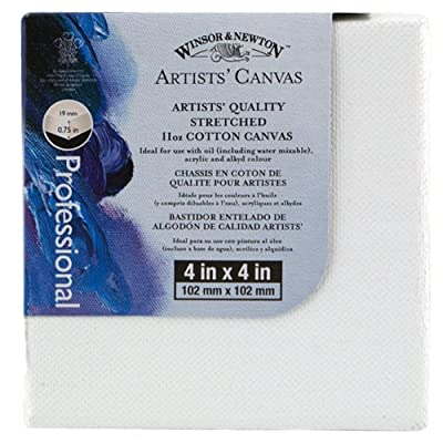 W&N Artists Stretched Canvas