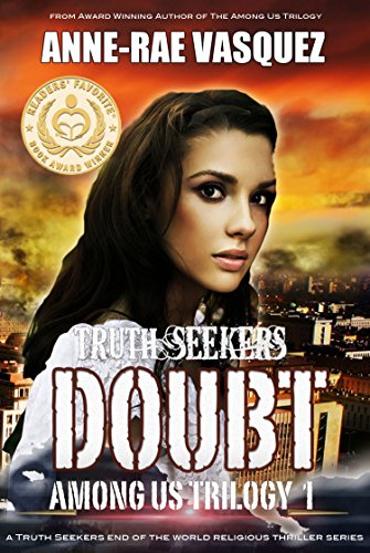 Doubt - book 1 of Among Us Trilogy by Anne-Rae Vasquez