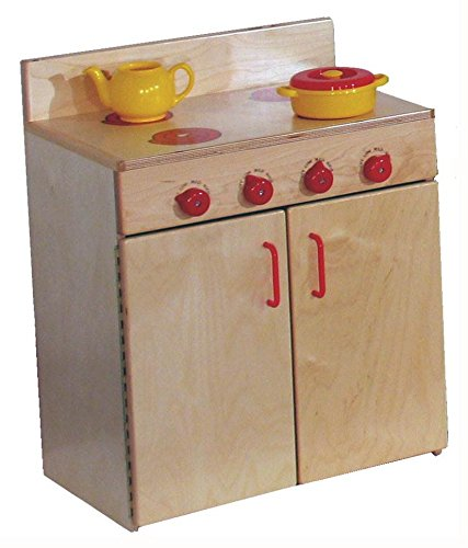 Indestructible Stove with Stove Top for Kids (School Age)