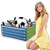 Soccer Ball Inflatable Cooler