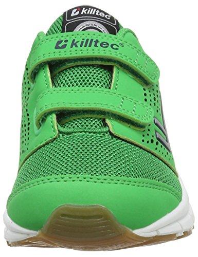Killtec Stale Jr Unisex-Kinder Outdoor Fitnessschuhe Grün (apfelgrün / 00767)