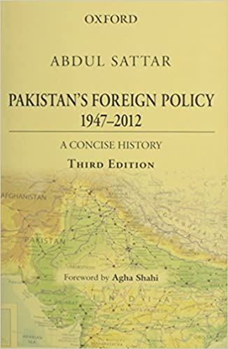 Buy Pakistan's Foreign Policy 1947-2012: A Concise History, Book
