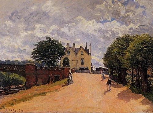 inn-at-east-molesey-with-hampton-court-bridge-by-alfred-sisley-21-x-28-premium-canvas-print
