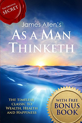 As Man Thinketh James Allen ebook product image