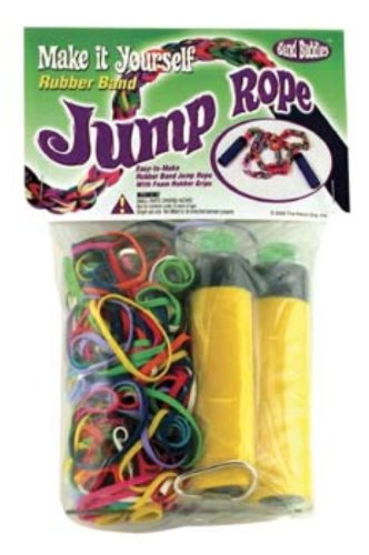 Band Buddies Make Your Own Rubber Band Jump Rope (Rope Jump Rubber Band)