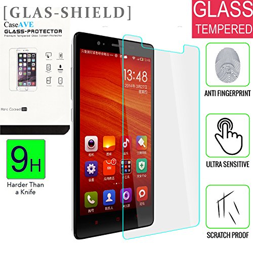 Tempered Glass Screen Protector for Xiaomi Mi Note (Clear) - 2
