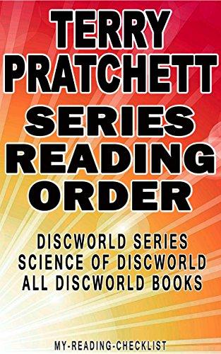 terry pratchett series reading order my reading checklist
