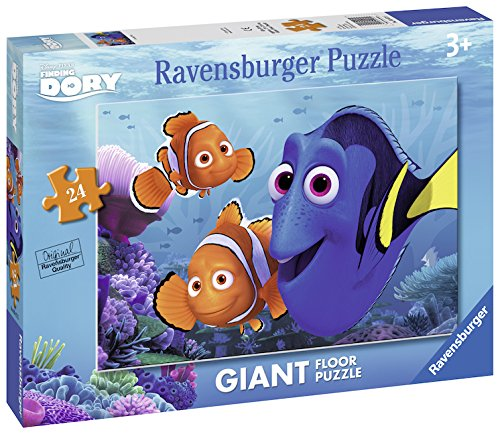 Dory Floor Puzzle (24 Pieces) (20 Childrens Puzzles)