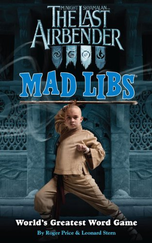 The Last Airbender Mad Libs