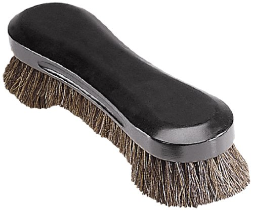 Horsehair Brush 10.5 (Pro Series A15-BK Wooden Billiard Table Brush with Horse Hair/Nylon Bristles, 10.5-Inch, Black)