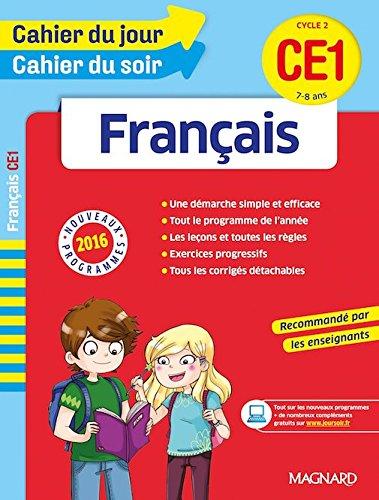 Download Francais CE1 Cahier du jour cahier du soir (French Edition) pdf epub