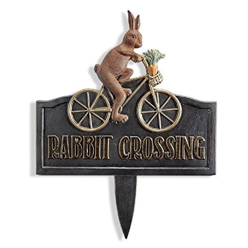 (SPI Home Rabbit Crossing Garden)