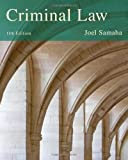 Criminal Law, Samaha, Joel, 1285061918