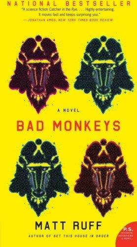 Bad Monkeys: A Novel (P.S.) - Spy Vegas Las Store In
