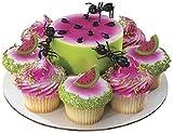 Plastic Ants Cake Topper - 12 pcs