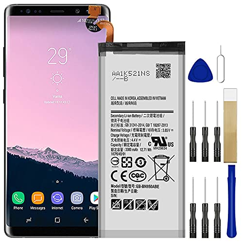 Batería EB-BG950ABE para Samsung Galaxy Note 8 SM-N950U(V8R)