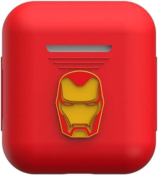 Marvel Avengers Endgame Airpods Hülle Schutzhülle Elektronik