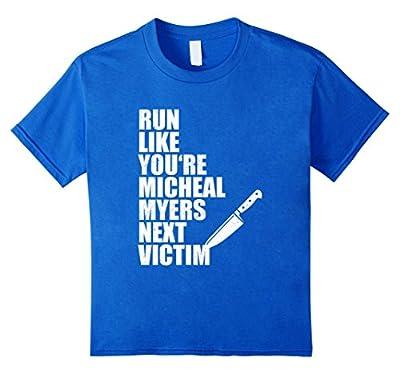 Funny Halloween Running Shirt