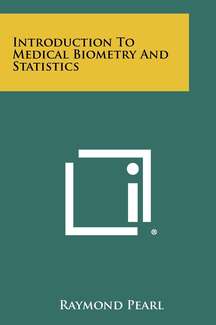 Introduction To Medical Biometry And Statistics ebook