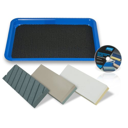 Norton Waterstone Woodworker Package by Norton Abrasives - St. Gobain