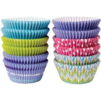Wilton 415-8123 300/Pack Baking Cups, Pastel, Standard