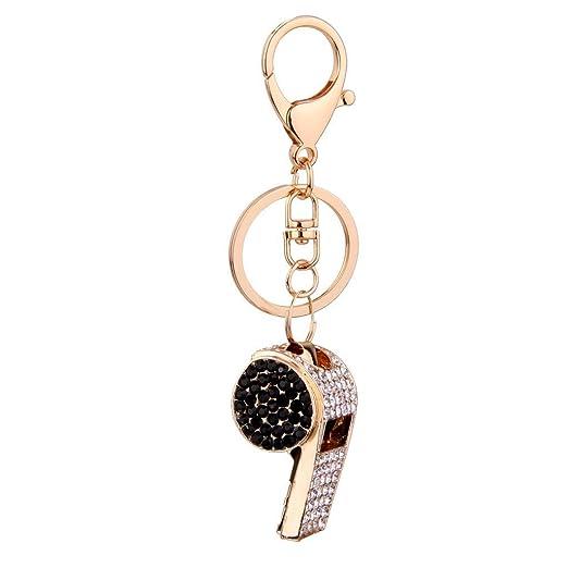 Famlon - Llavero, diseño de Silbato de Diamantes de ...