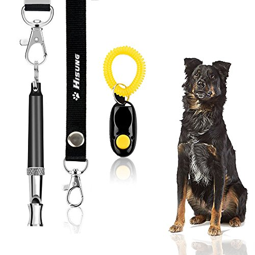 HiSung Dog Whistle to Stop Barking