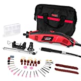 Rotary Tool Kit with Variable Speed