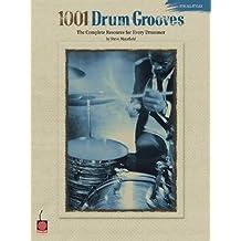 1001 DRUM GROOVES (June 1, 2001) Paperback