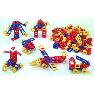 Mobilo(R) Deluxe Set (360 pieces): Toys & Games