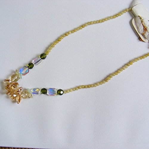 Lights Precious Cargo (Generic More_than_014_giant_cargo_light_ green jade Natural _semi-precious_stones_brown_artificial_ Ms. crystal necklace pendant fine _literary_style)