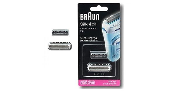 Braun Silk-épil ls5560, 5328, Lady Shave Foil & cutter Pack, Silk ...
