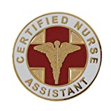 Forge Certified Nurse Assistant CNA Lapel Pin- 1 Piece