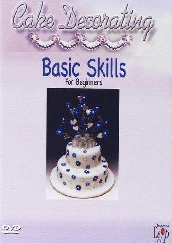 Cake Decorating - Basic Skills For Beginners [DVD] -